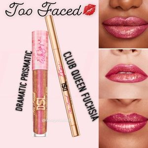 🌸BOGO🌸 🆕💋 Too Faced DSL LIP KIT